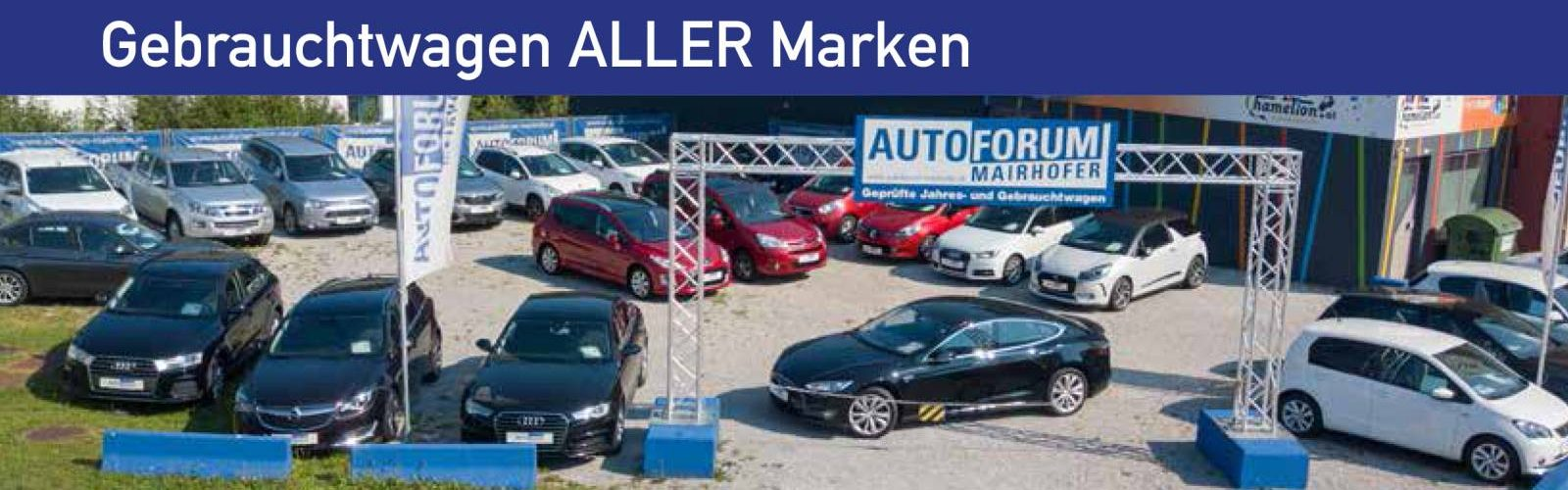 bei Autoforum Mairhofer in